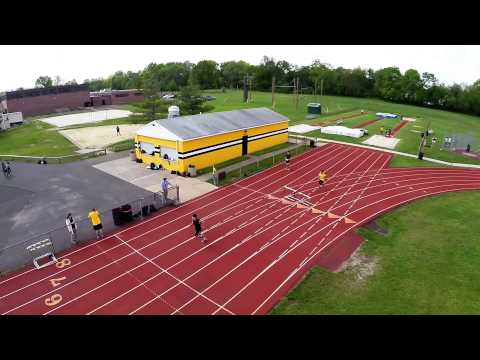 Monmouth Regional High School Track 2014 video