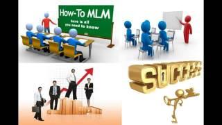 ការធ្វើ MLM គ្មានថ្ងៃបរាជ័យ- How to Build Network Marketing