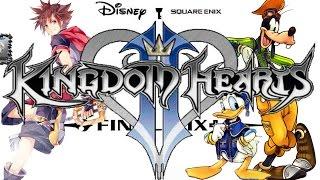 Repeat youtube video Kingdom Hearts 2 HD - My Sanctuary (En español Subtitulado) HD