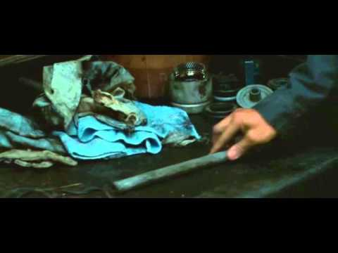 The American (2010) - suppressor making scene
