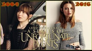 A Series of Unfortunate Events | Then and Now (2004-2016)