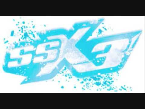 SSX3 OST - Andy Hunter - Go