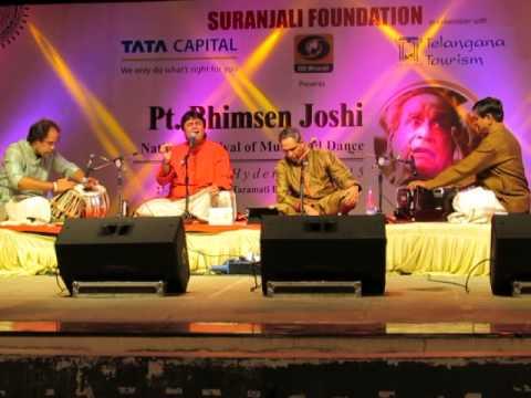 Shounak Abhisheki & Anand Bhate -Bhajan Maala !