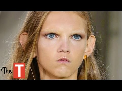 10 Most Unusual Models In The Fashion Industry