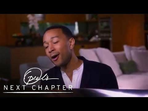 "John Legend Performs ""Ordinary People"" | Oprah's Next Chapter | Oprah Winfrey Network"