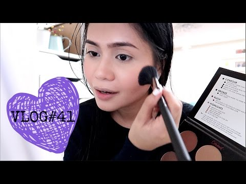 VLOG#41: Pro Makeup School Day8-10 | Anna Cay ♥
