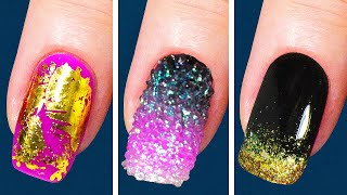 Download 23 EASY NAIL IDEAS YOU HAVE NEVER TRIED BEFORE Mp3 and Videos
