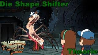 Gravity Falls - Die Shape Shifter - Theorie [HD/DE]