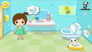 Toilet Training - Baby's Potty Android Game Video