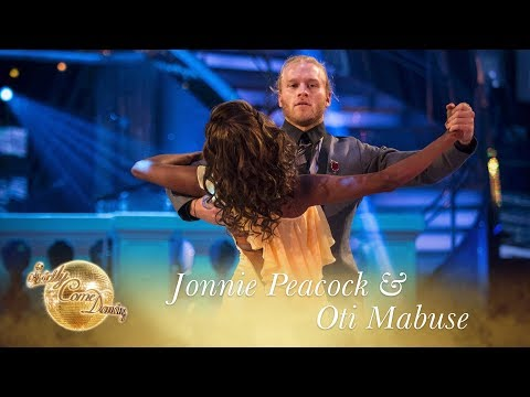 Jonnie & Oti Foxtrot to 'Someone Like You' by Adele - Strictly Come Dancing 2017