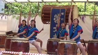 神田祭2019 太鼓フェスティバル『榮太鼓』(長野県栄村) 5月11日