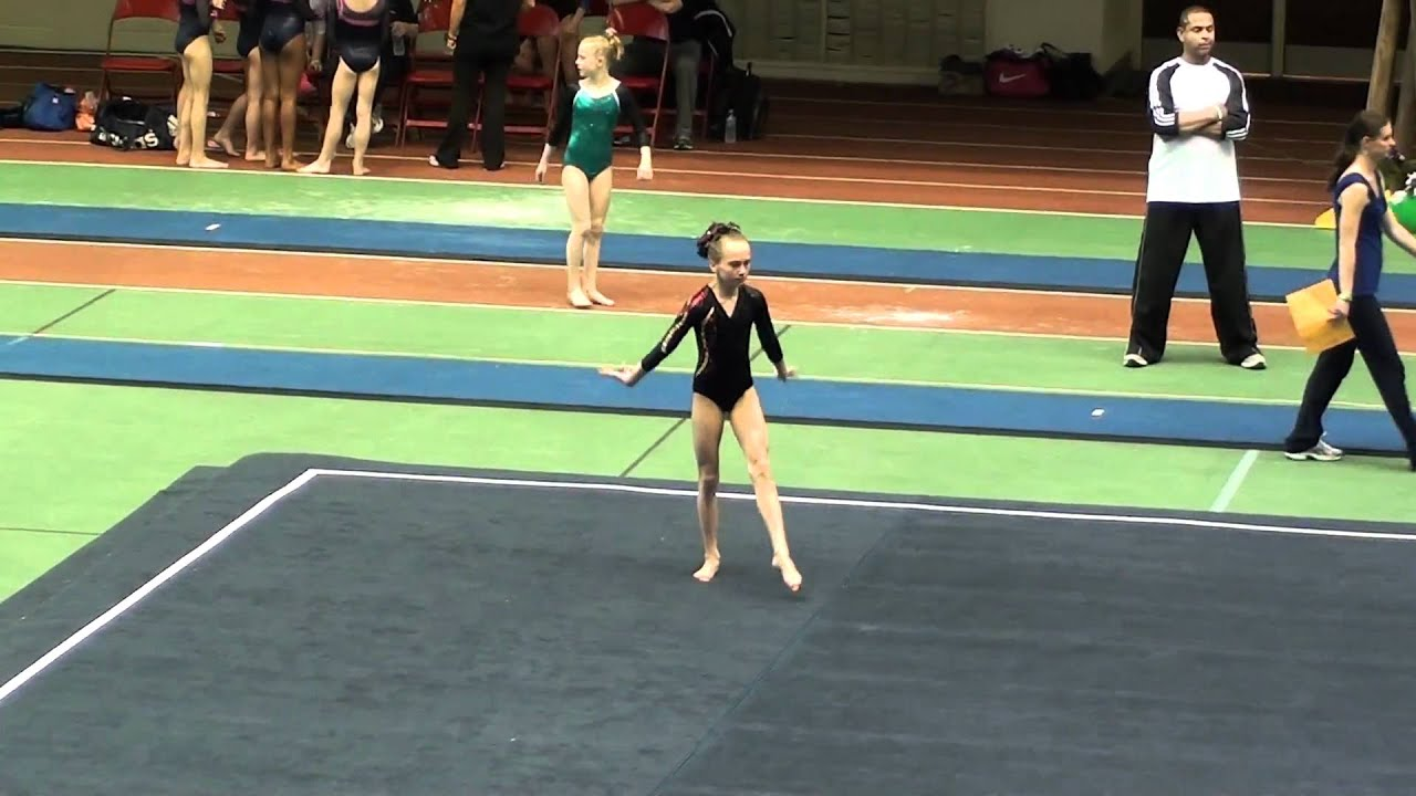 level 7 gymnastics state meet paula