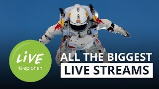 All the Biggest Live Streams!