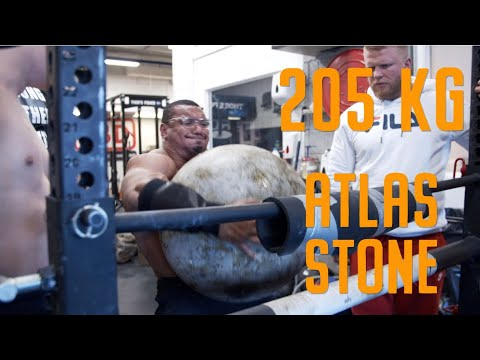 HUGE STONE PR WITH THOR!