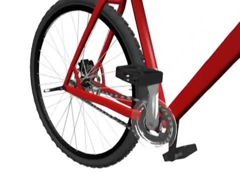 UC Berkeley Engineering 128 Final Project- Mountain Bike Assembly