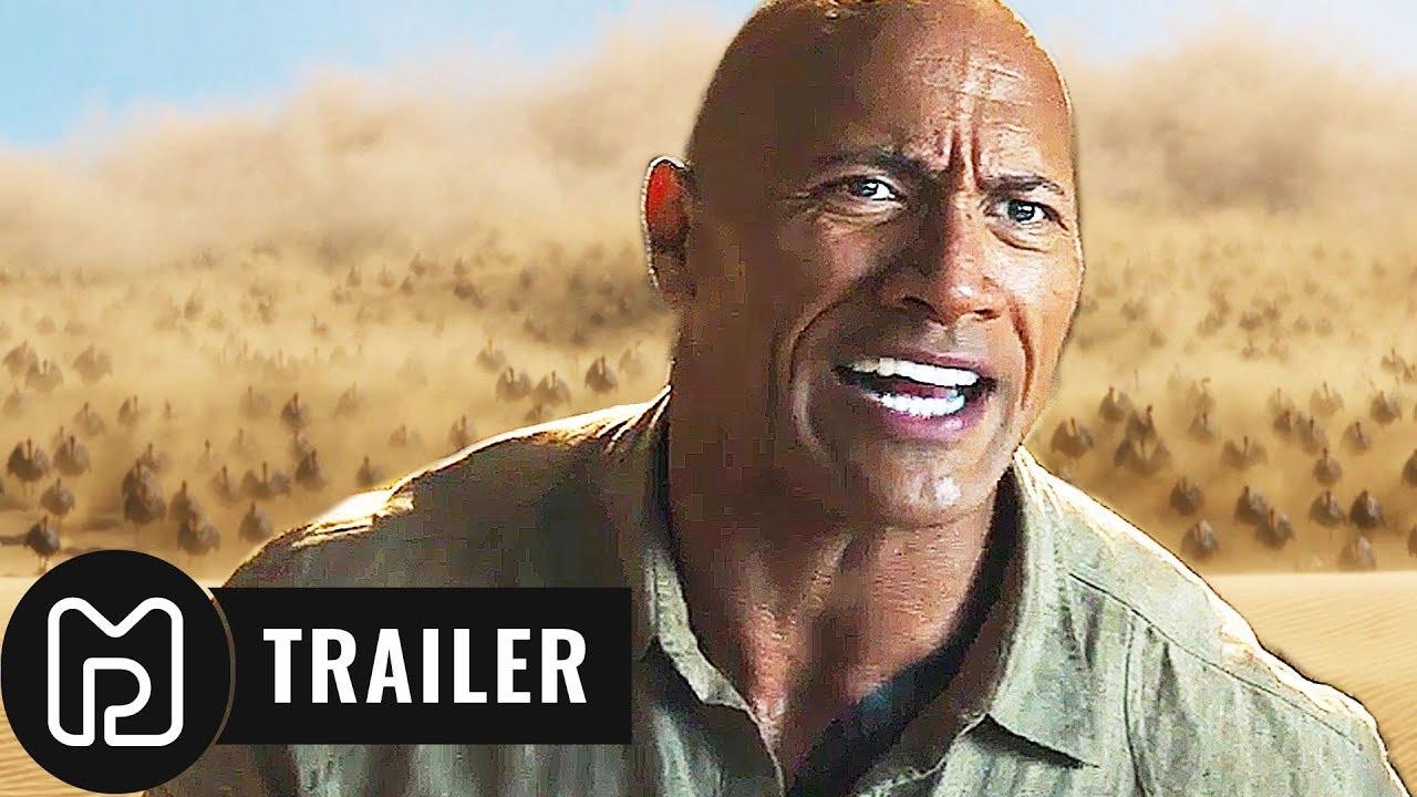 Download JUMANJI: THE NEXT LEVEL Trailer 3 Deutsch German (2019)