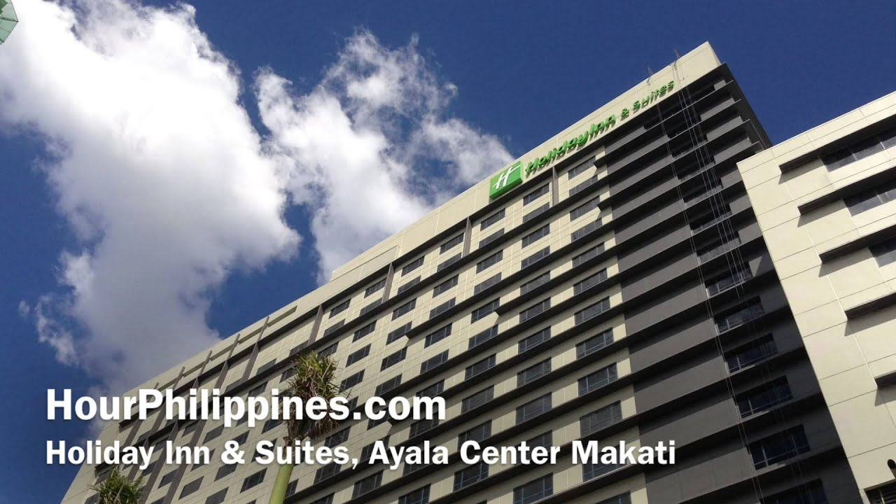 Holiday Inn and Suites Makati Philippines