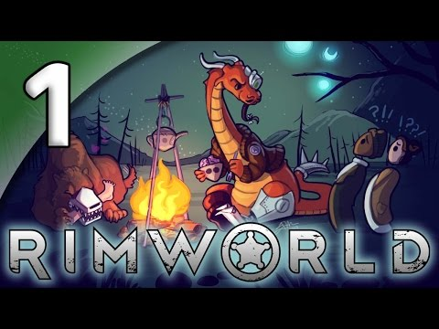 Rimworld Alpha 16 [Modded] - 1  Real Consequences - Let's Play Rimworld  Gameplay