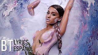 Ariana Grande - God is a woman (Lyrics + Español) Video Official