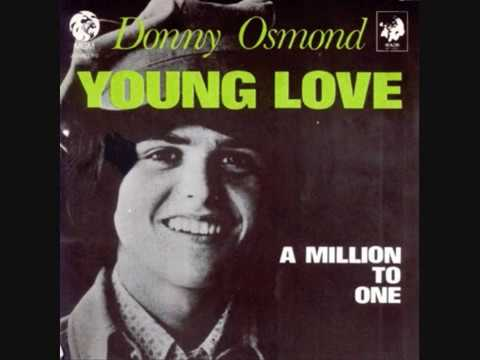 Donny Osmond  ( Young Love / Tyros 5 )