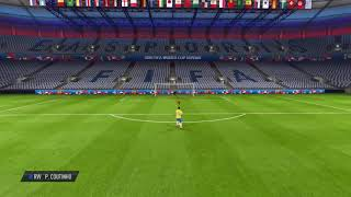 When the opponent underestimates you... (FIFA 18 World Cup Online PS4)