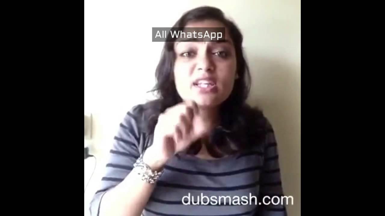 Nazriya Nazim Malayalam Dialogue Dubsmash 2015 Whatsapp Funny