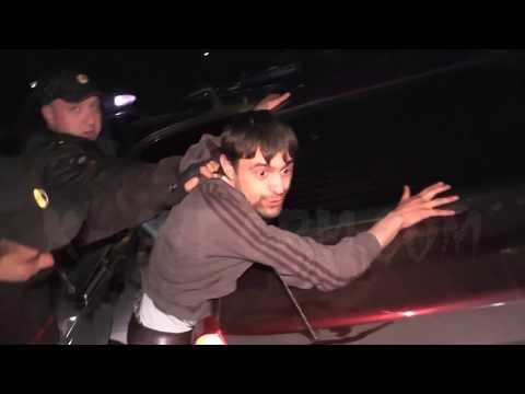 (Архив 29.05.2015) Погоня и задержание пьяного водителя нарядом ОВО в Сургуте