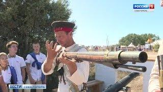 Крымский военно-исторический фестиваль посетили 150 тысяч зрителей