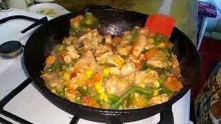 Рис по мексикански от Виты Набоковой