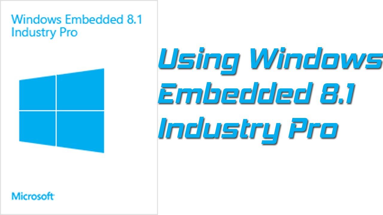 windows embedded 8.1 industry pro keygen
