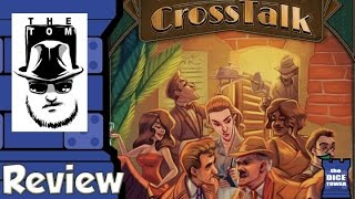 Crosstalk Review - with Tom Vasel