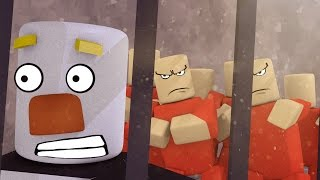 Roblox | MEAN PRISONERS BULLY ME IN JAIL! Prison Life Roblox! (Roblox Adventures)