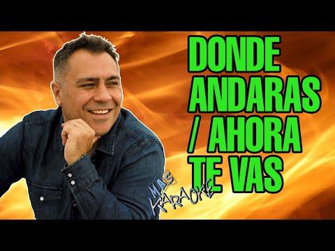 TRULALA - DONDE ANDARAS / AHORA TE VAS (KARAOKE)
