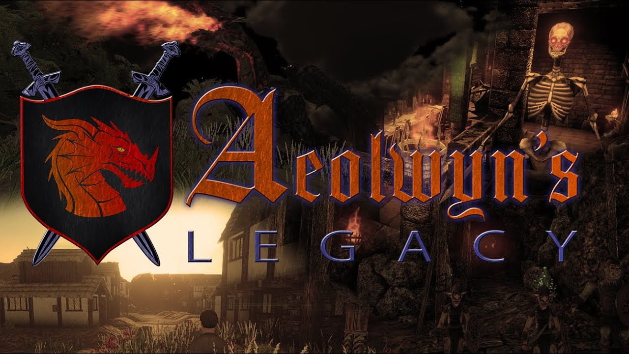 New Aeolwyn's Legacy teaser video released today~
