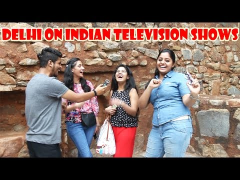 DELHI ON WORST INDIAN TELEVISION SHOWS | Street Interview | Crazy Duksh