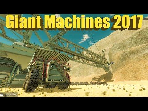Giant Machines 2017 - World's Most Dangerous Job? |