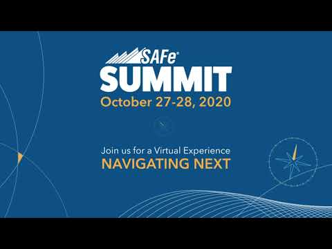 Scaled Agile, Inc. announces keynotes, customer stories, and featured panelists for largest-ever Global SAFe® Summit October 27 - 28, 2020