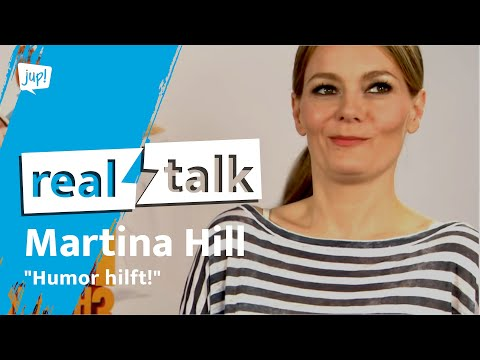 """Humor hilft"" -  Martina Hill im Interview"