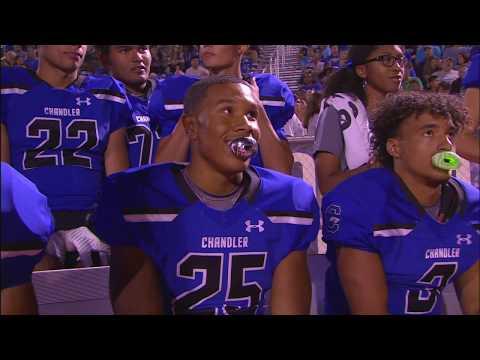 Game Replay: Chandler Wolves Dominate Arizona Rival Hamilton Huskies