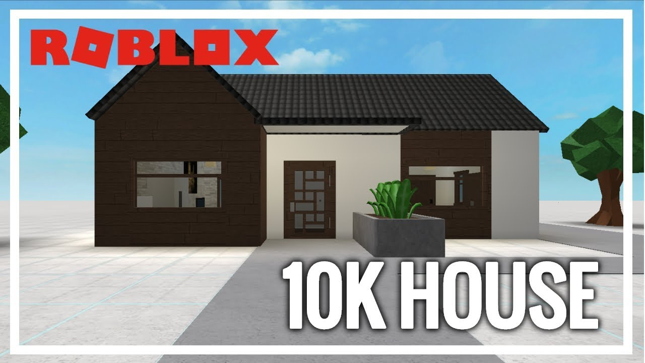 Bloxburg 10k House Tutorial Generator For Robux No