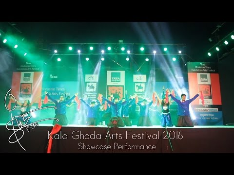 Ticket To Bollywood | Kala Ghoda Arts Festival 2016 | InSync IITB showcase