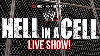 WWE HELL IN A CELL 2012 -  PPV LIVE (WWE 12 Machinima THQ)