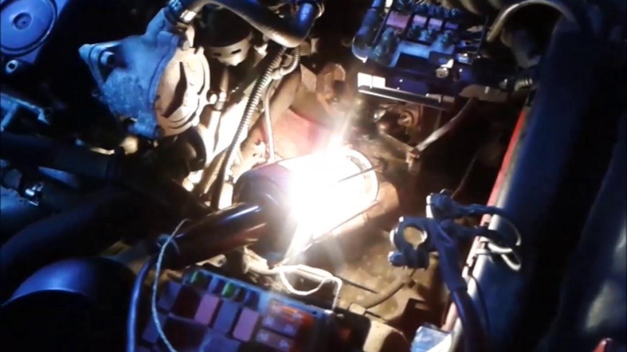 Alfa Romeo 147 Schaltung Problem - YouTube