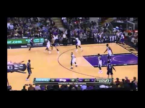 NBA CIRCLE - OKC Thunder Vs Sacramento Kings Highlights 3 Dec. 2013 www.nbacircle.com