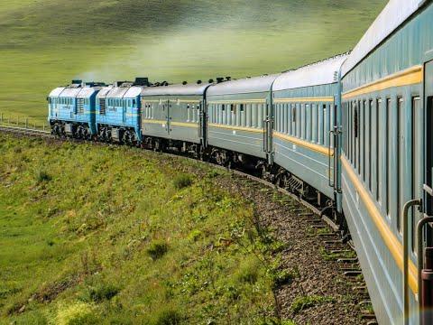 Aftermovie: Trans Mongolian Express & Trans Siberian Express - summer 2016