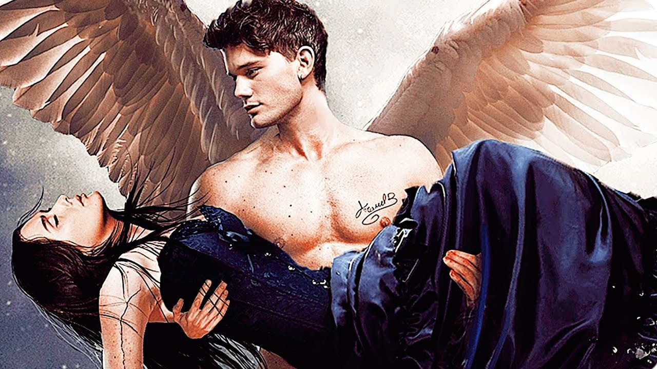 Male Fallen Angel Fantasy Art