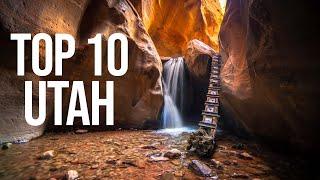 TOP 10 PLACES IΝ UTAH | (That Aren't National Parks)