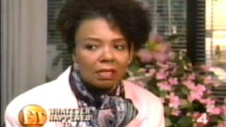 Mary Wells - TV Coverage of her Funeral & Biography (1992)