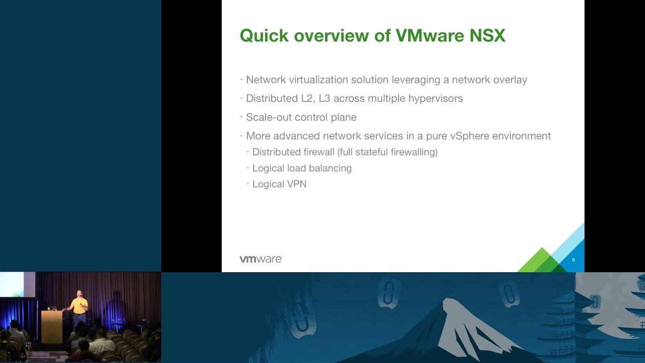 VMware- Deploying VMware NSX with OpenStack