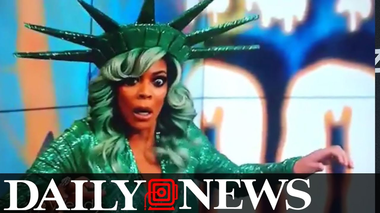 Wendy Williams Passes Out During Live Episode of The Wendy Williams Show recommend